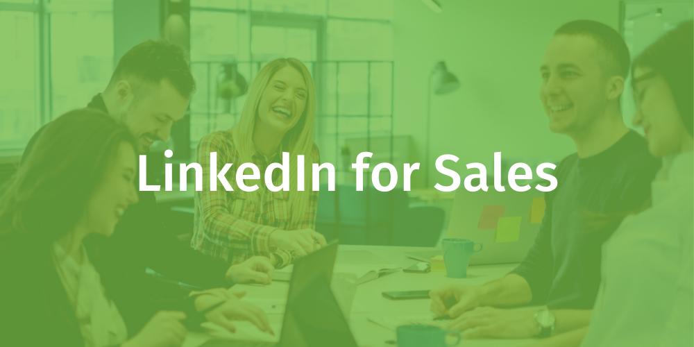LinkedIn for Sales Training